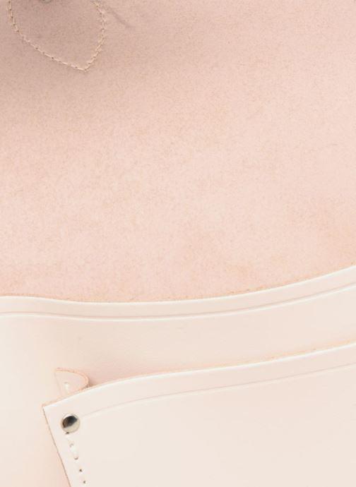 Sacs à main The Cambridge Satchel Company CARTABLE CLASSIQUE Rose vue derrière