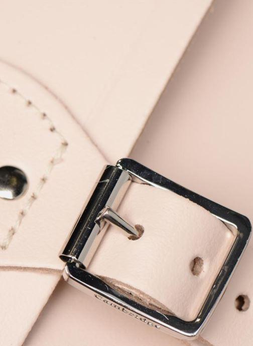 Håndtasker The Cambridge Satchel Company CARTABLE CLASSIQUE Pink se fra venstre