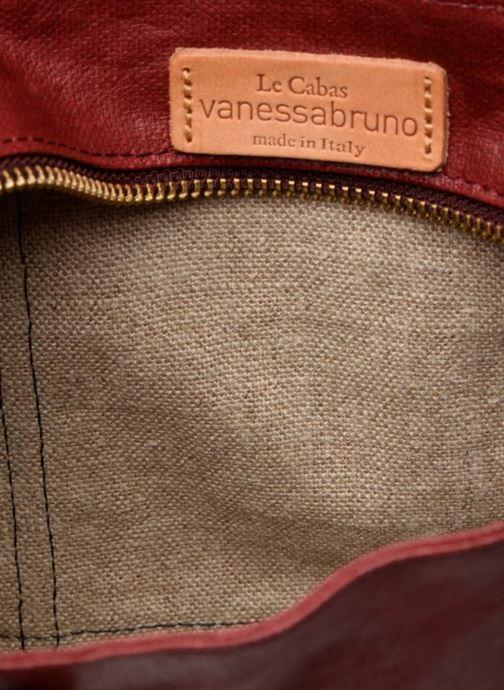 Sacs à main Vanessa Bruno Crossbody Baby Cabas Rouge vue derrière
