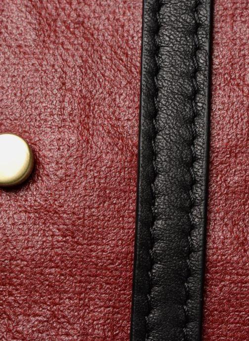 Sacs à main Vanessa Bruno Crossbody Baby Cabas Rouge vue gauche