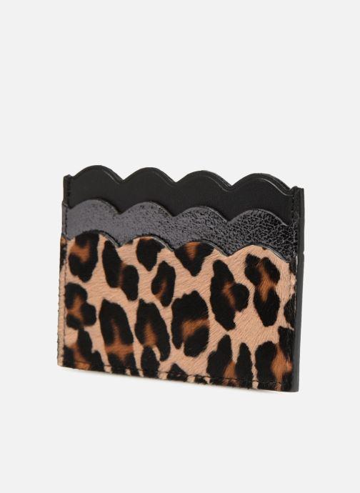 Wallets & cases Vanessa Bruno Card Holder 5CC Black model view
