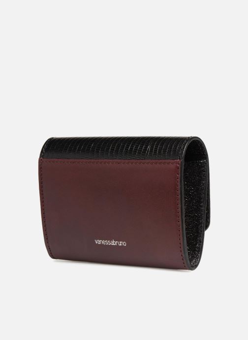 Petite Maroquinerie Vanessa Bruno Card Wallet Noir vue droite