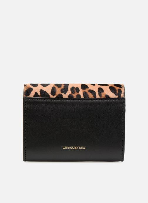 Petite Maroquinerie Vanessa Bruno Card Wallet Noir vue face