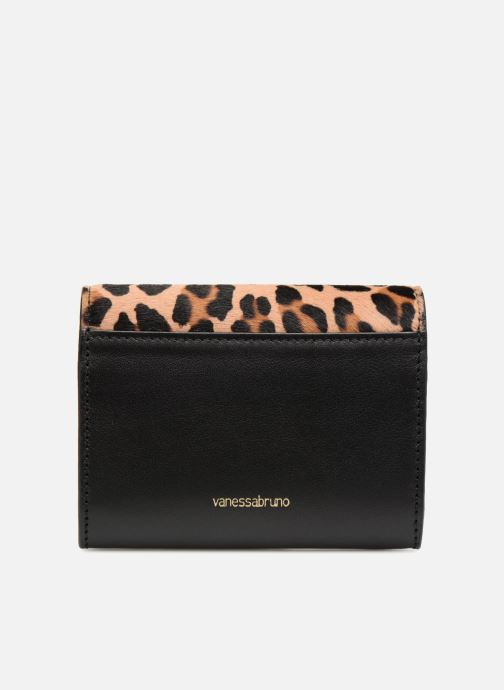 Maroquinerie Bruno Fauve Wallet 135 noir Vanessa Card Petite K1J3lFc5uT