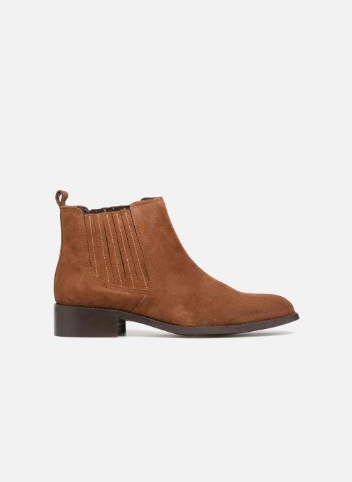 Bottines et boots COSMOPARIS FINCH Marron vue derrière