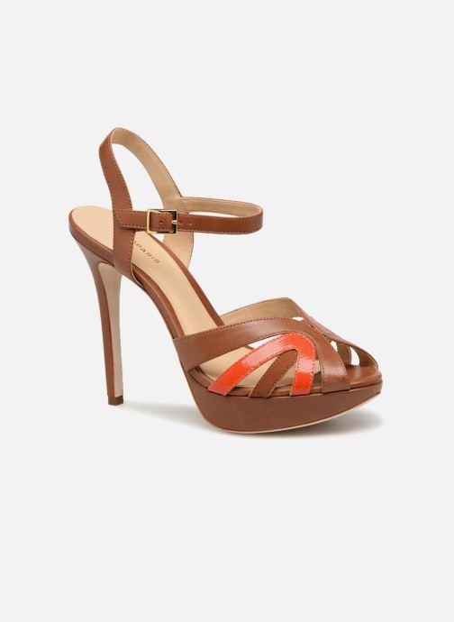 COSMOPARIS LOUMY (marron) - Sandales et nu-pieds chez