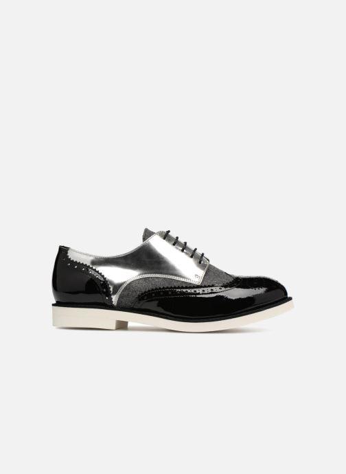 Zapatos con cordones COSMOPARIS ELA Negro vistra trasera