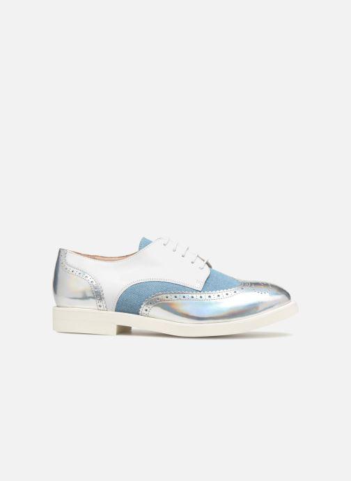 Chaussures à lacets COSMOPARIS ELA Blanc vue derrière
