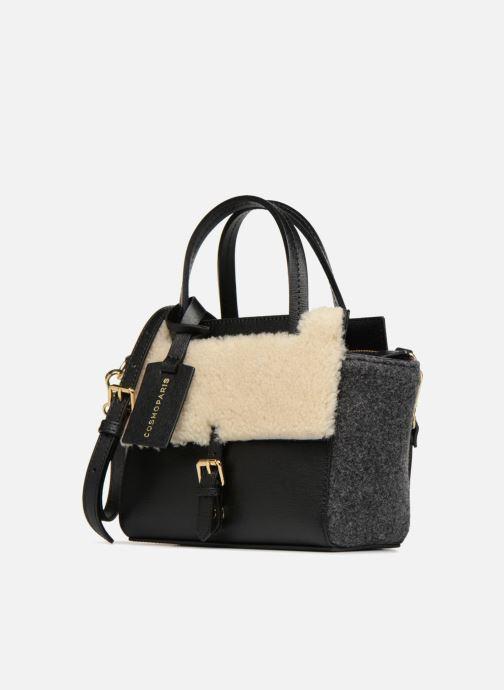 Handtaschen COSMOPARIS SAC-MEYA grau schuhe getragen