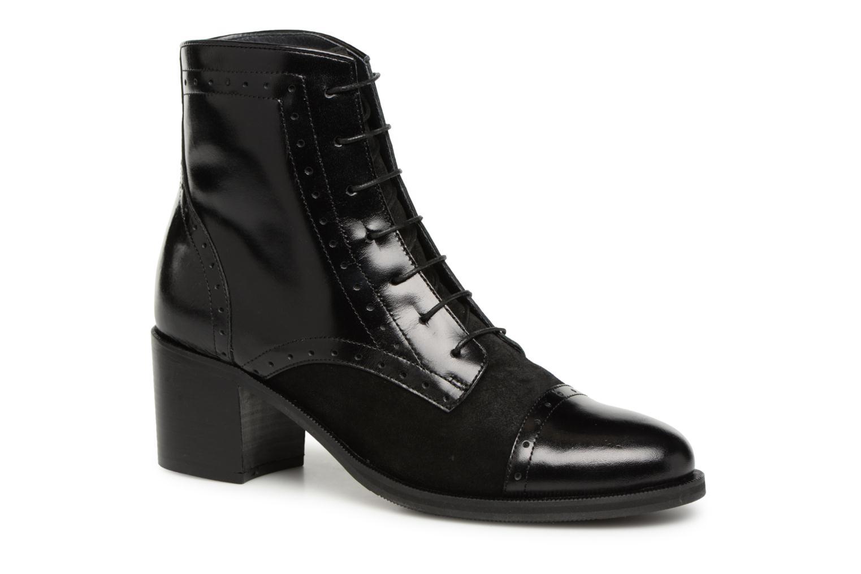 Nuevo Botines zapatos Jonak DAVYN (Negro) - Botines Nuevo  en Más cómodo 1d9a5f