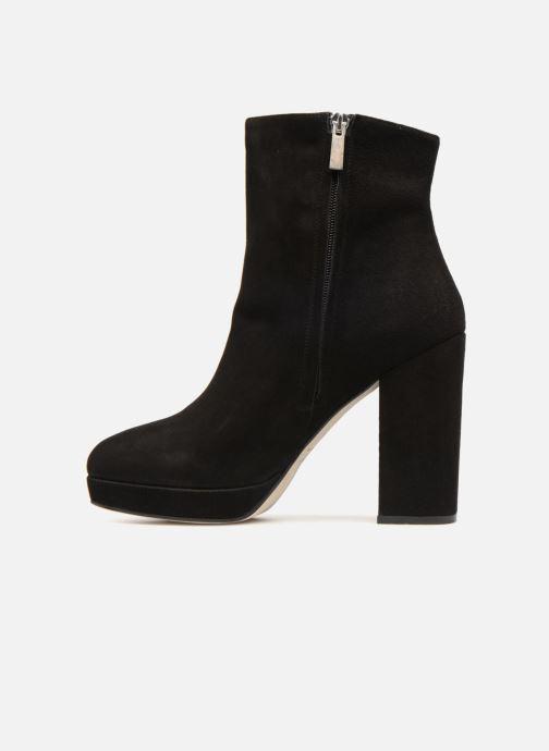 Bottines et boots Jonak CLOE Noir vue face