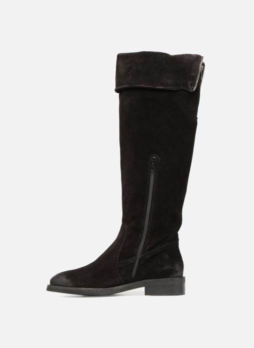 Boots & wellies Jonak MATTEO Black front view