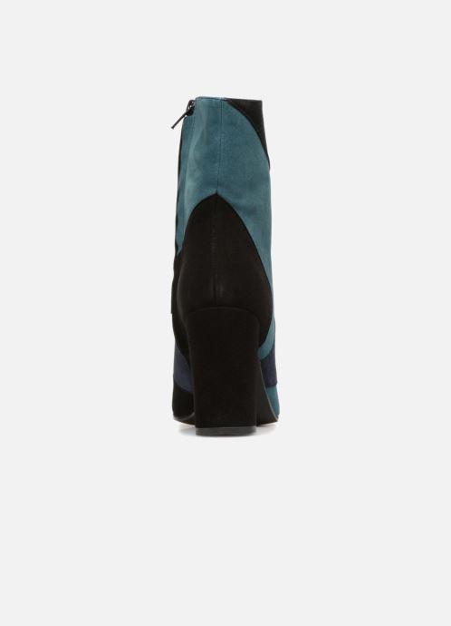 Bottines et boots Jonak VILOU Bleu vue droite