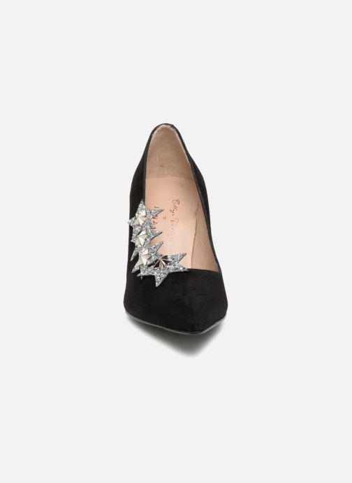 Escarpins Jonak CUATRO Noir vue portées chaussures