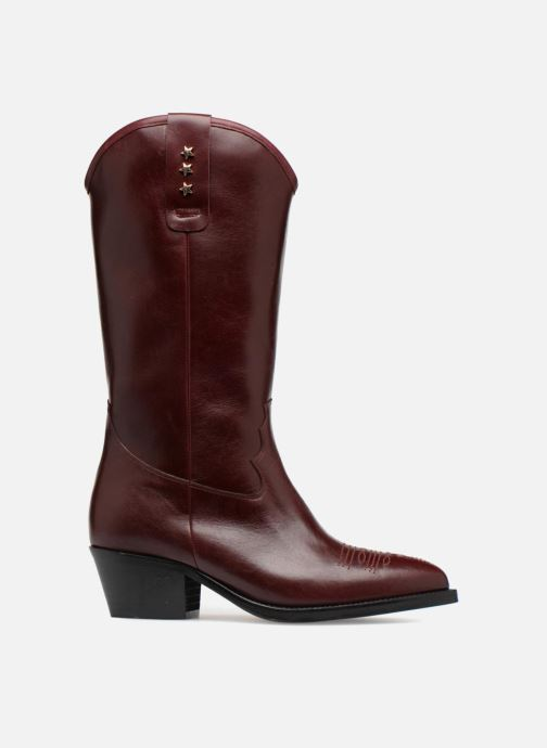 Boots & wellies Jonak TRES Burgundy detailed view/ Pair view