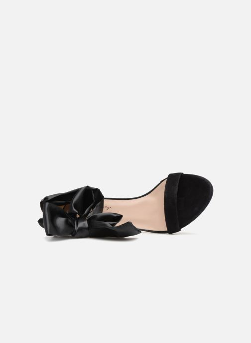High heels Jonak SEIS Black view from the left