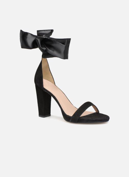 High heels Jonak SEIS Black detailed view/ Pair view