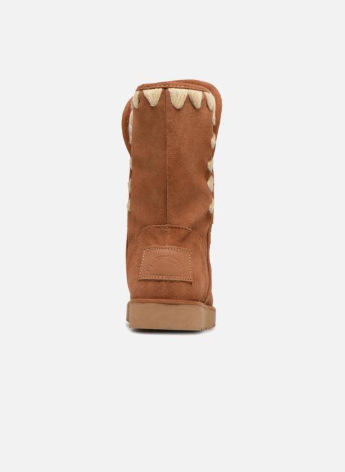 Støvler & gummistøvler Les Tropéziennes par M Belarbi Cola Brun Se fra højre