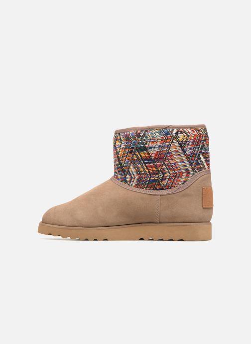 Boots en enkellaarsjes Les Tropéziennes par M Belarbi Corail Beige voorkant