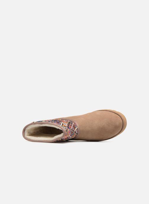 Boots en enkellaarsjes Les Tropéziennes par M Belarbi Corail Beige links