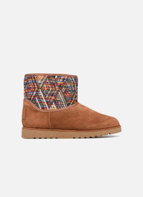 Bottines et boots Les Tropéziennes par M Belarbi Corail Marron vue derrière