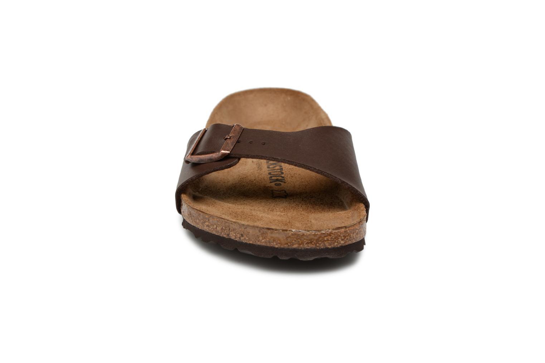 Sandalen Birkenstock MADRID 1 braun schuhe getragen