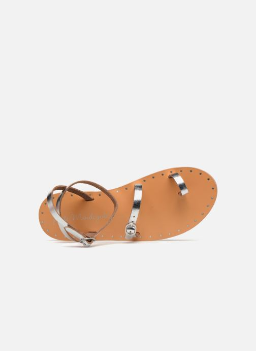 Mendigote E Sandali 338618 Scarpe Petite Ylang Chez argento Aperte 4IZZwq
