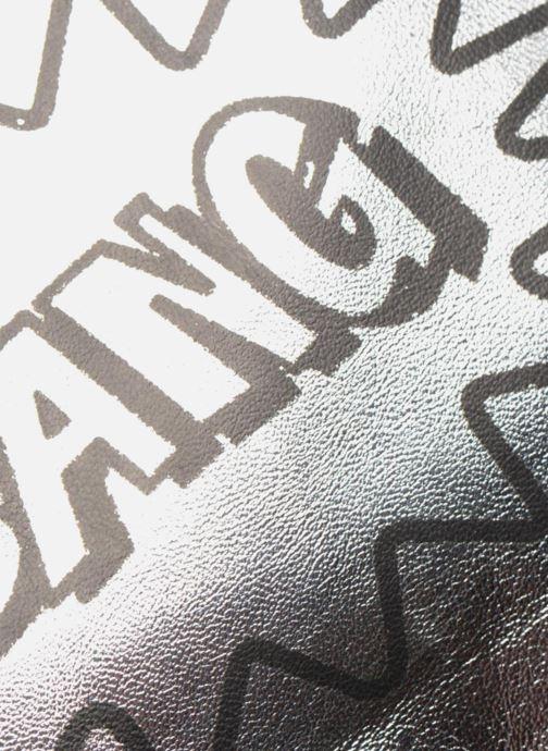 Petite Maroquinerie Petite mendigote BANG Argent vue gauche