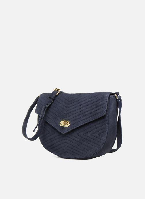 Handbags Petite mendigote FOGGIA Blue model view