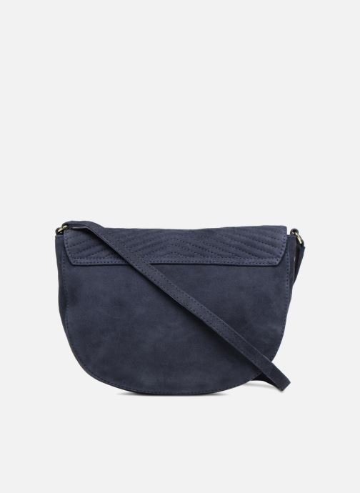 Handtaschen Petite mendigote FOGGIA blau ansicht von vorne