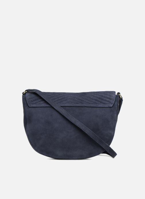 Handbags Petite mendigote FOGGIA Blue front view