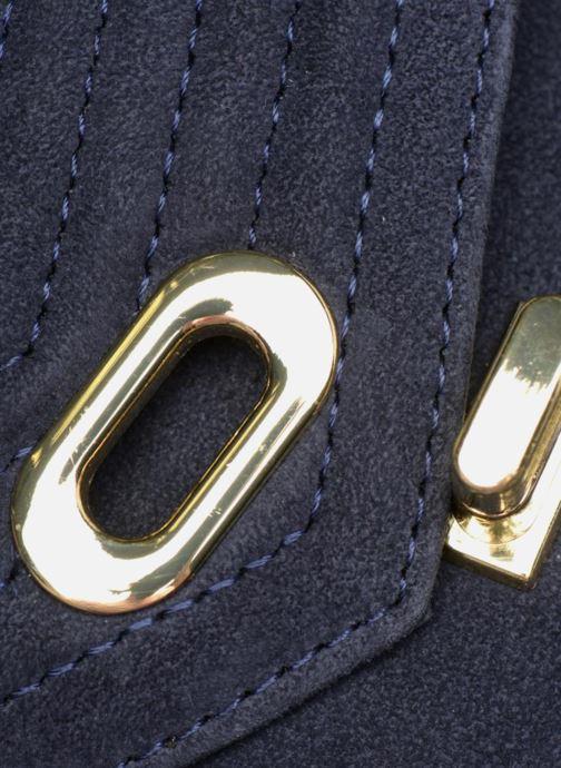 Handtaschen Petite mendigote FOGGIA blau ansicht von links