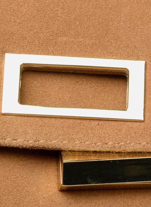 Bolsos de mano Petite mendigote RIMBAUD Beige vista lateral izquierda