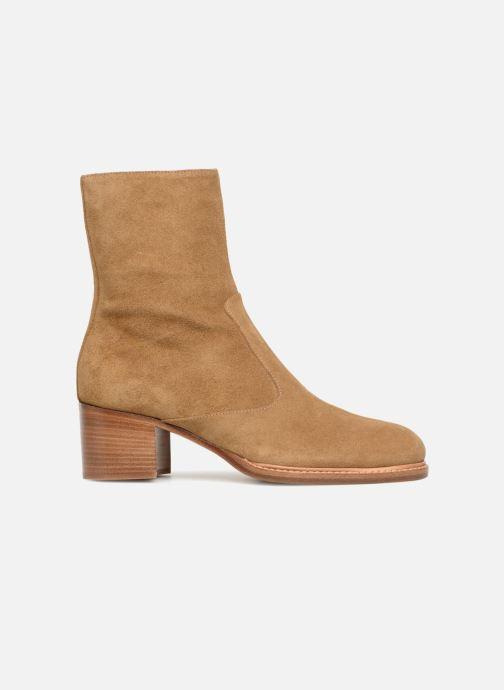 Bottines et boots Veronique Branquinho Bottines à talon Marron vue derrière
