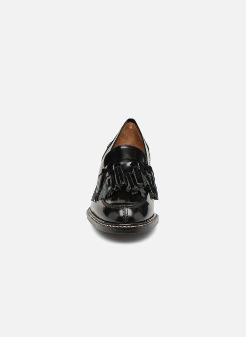 Mocassins Veronique Branquinho Mocassins cuir noir Noir vue portées chaussures