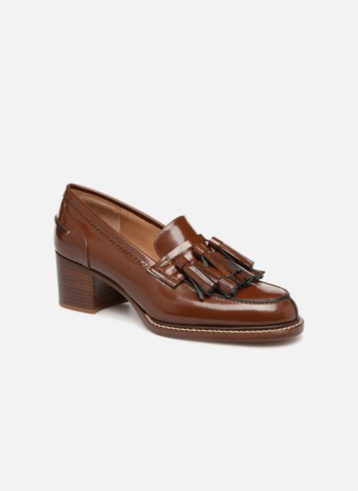 Mocassins Dames Mocassins cuir marron