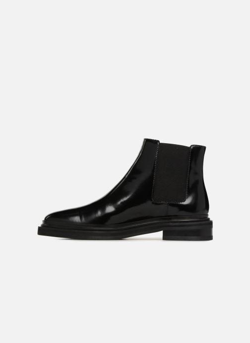 Bottines et boots Veronique Branquinho Bottines chelsea Noir vue face