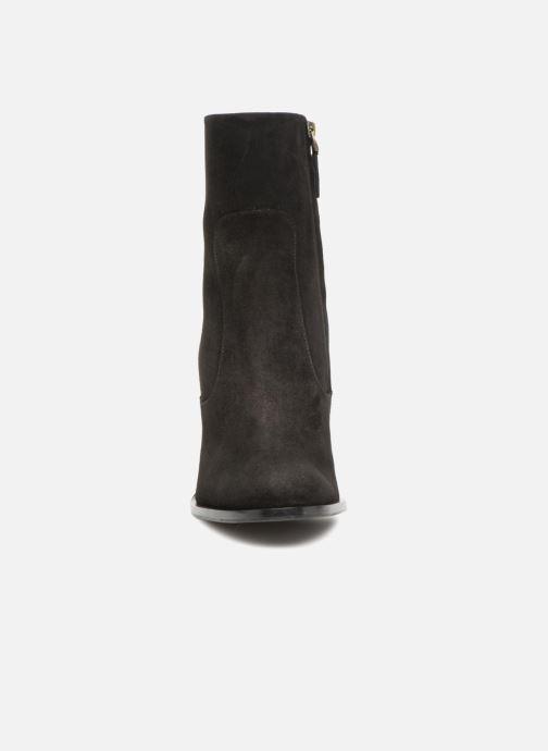 Boots en enkellaarsjes Veronique Branquinho Bottines talon bold Zwart model