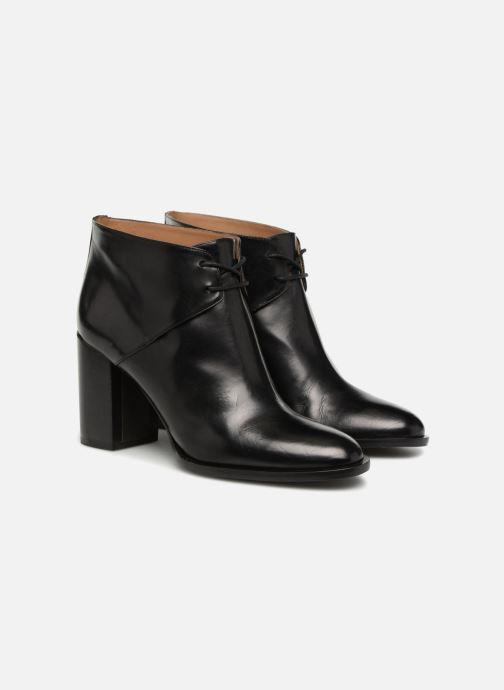 Botines  Veronique Branquinho Low boots Negro vista 3/4