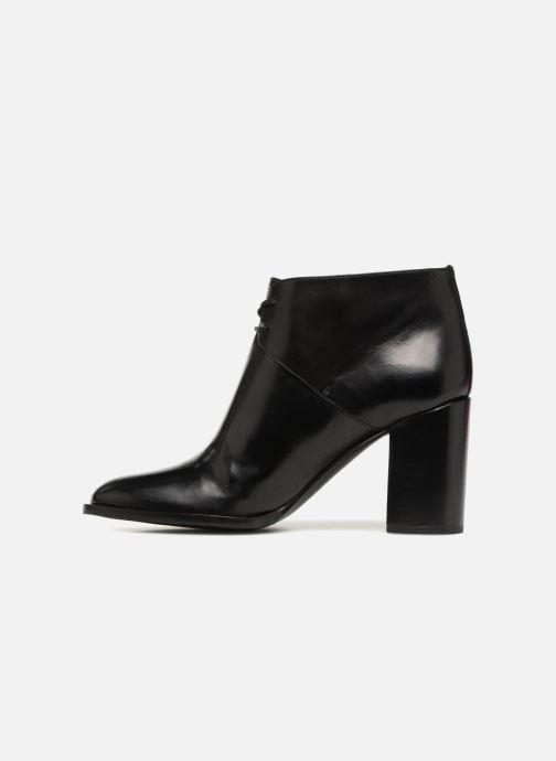 Botines  Veronique Branquinho Low boots Negro vista de frente