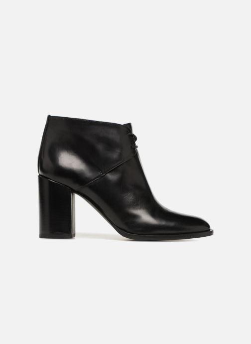 Boots en enkellaarsjes Veronique Branquinho Low boots Zwart achterkant
