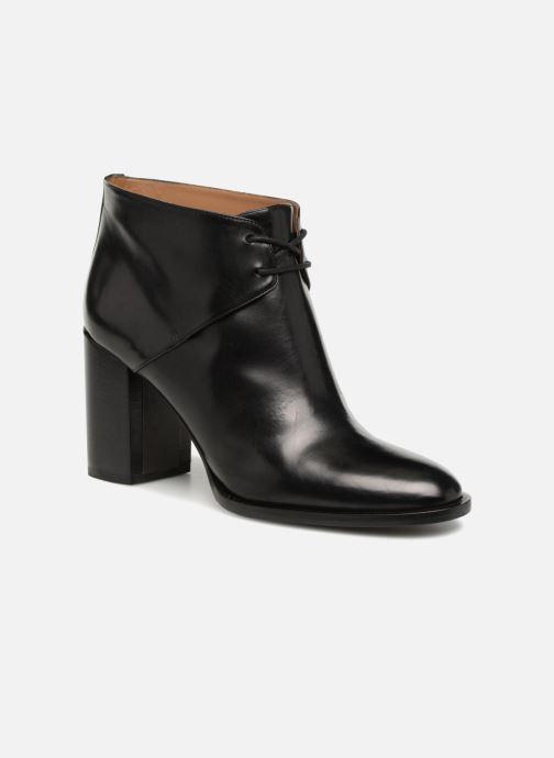 Boots en enkellaarsjes Veronique Branquinho Low boots Zwart detail