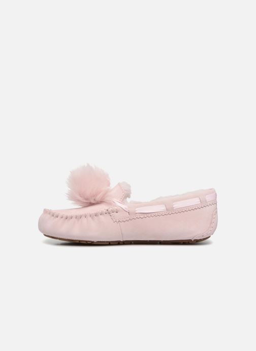 Pom Pink Seashelll Chaussons Ugg Dakota 3Lq5RjA4
