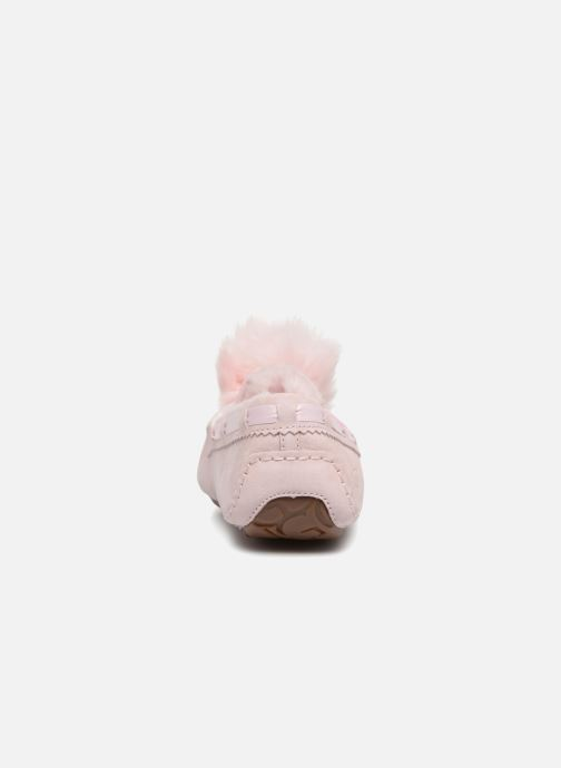 339791 Hausschuhe Dakota Ugg rosa Pom wqRxnBAISz