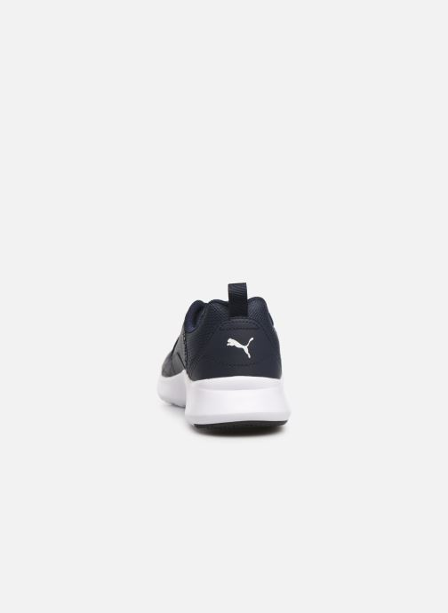 Baskets Puma Puma Wired Jr Gris vue droite