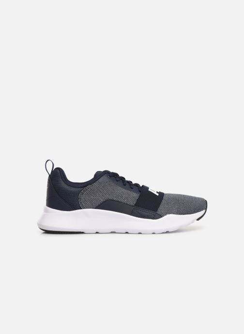 Baskets Puma Puma Wired Jr Gris vue derrière
