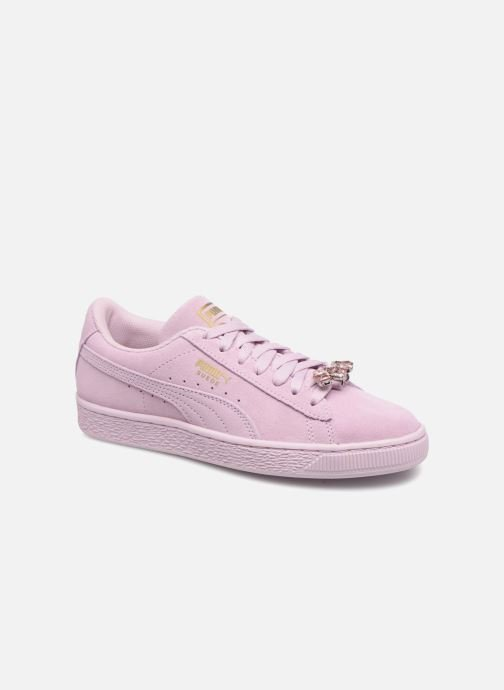 Sneaker Kinder Jr Suede Jewel