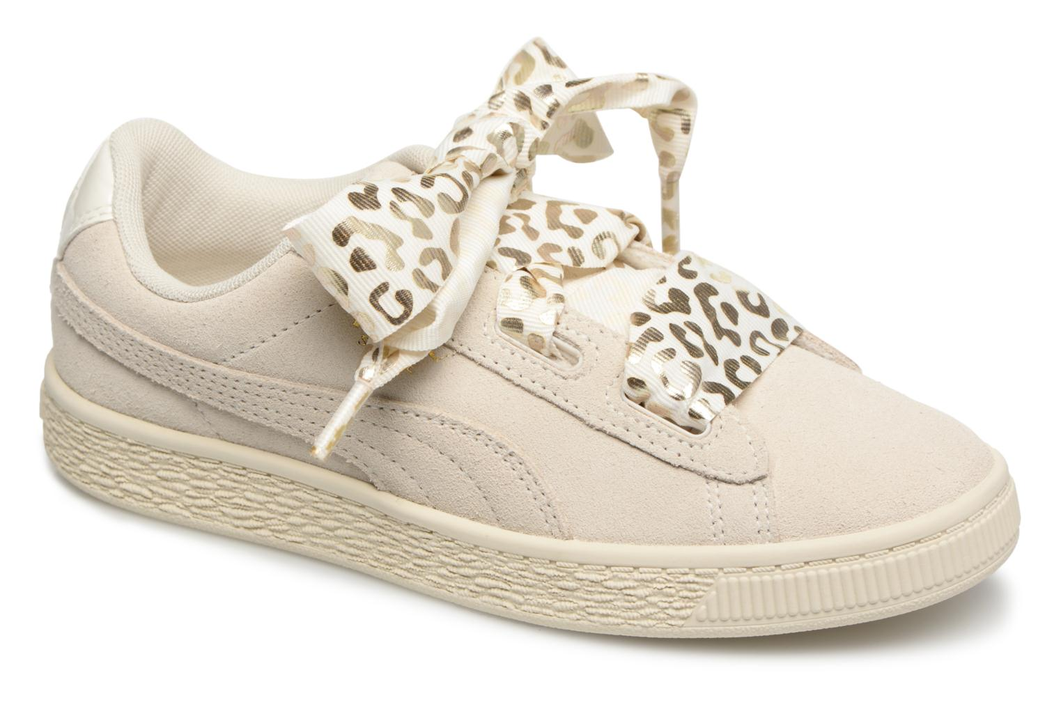 Suede Heart Ath Lux J