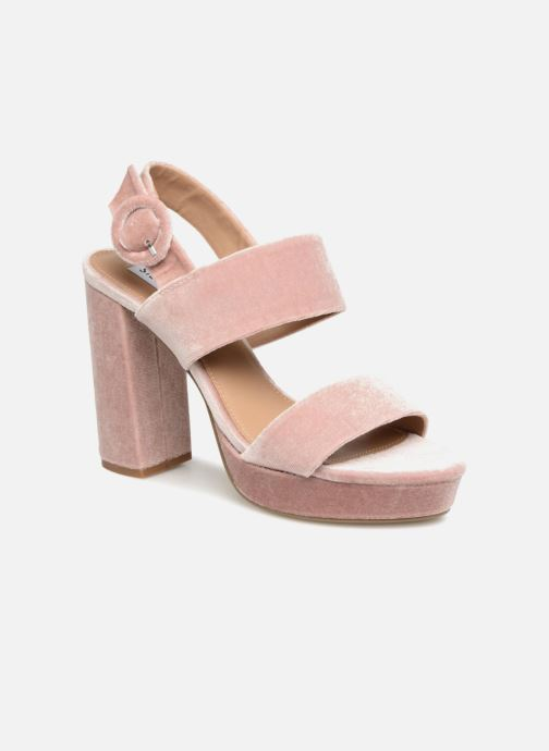 Sandales et nu-pieds Steve Madden Betty Sandals Rose vue détail/paire