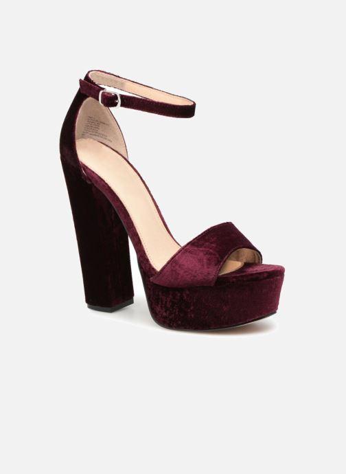 e7e03a8e731 Steve Madden Gonzo (Burgundy) - Sandals chez Sarenza (338752)